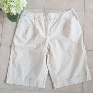 Women's Talbots brand shorts size 14